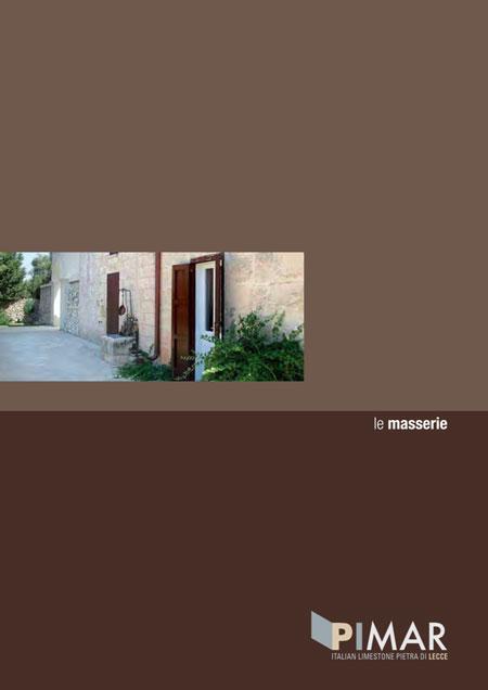 PIMAR Catalogo Masserie