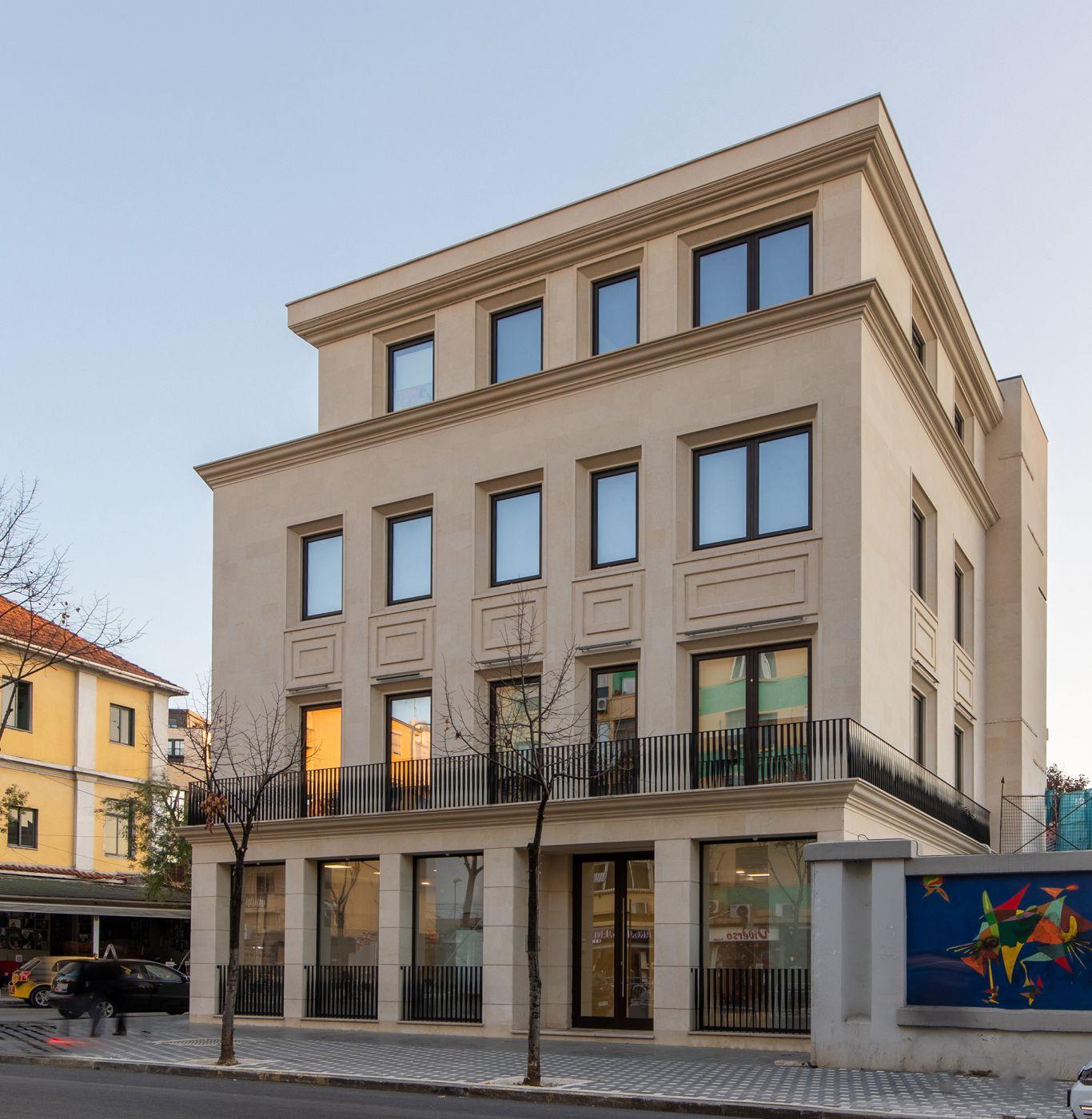 Comune di Tirana_Sede Ufficio Centrale delle tasse