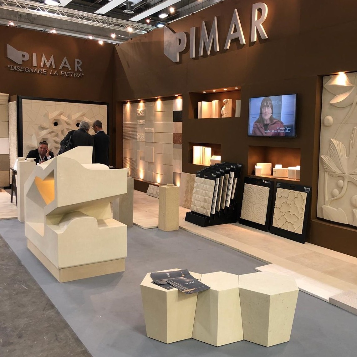 Press Kit - PIMAR MARMOMAC 2018