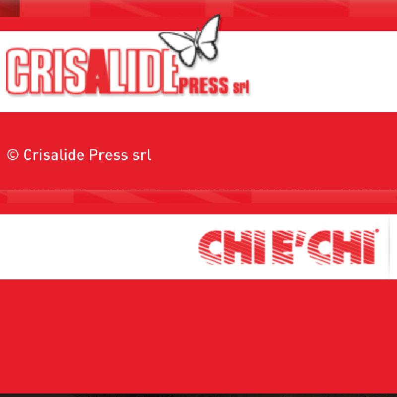 CRISALIDE PRESS - Giugno 2017