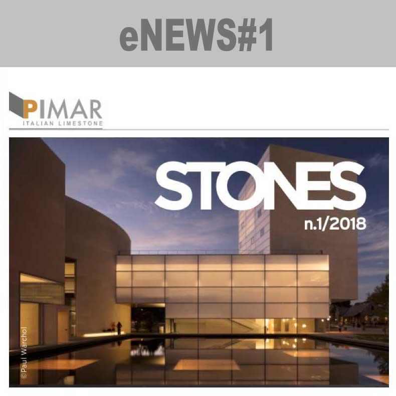 PIMAR eNews #1 | Febbraio 2018