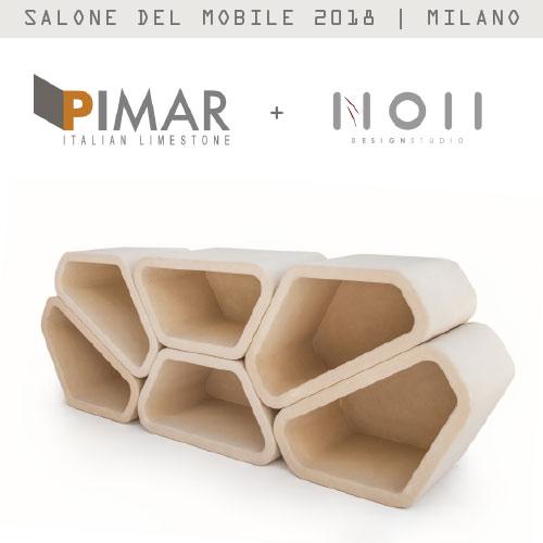Messàpo: incontro tra funzionalità e design al Salone con PIMAR