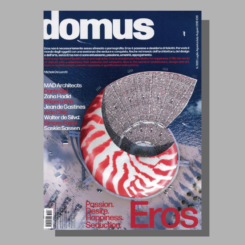 DOMUS | July 2018