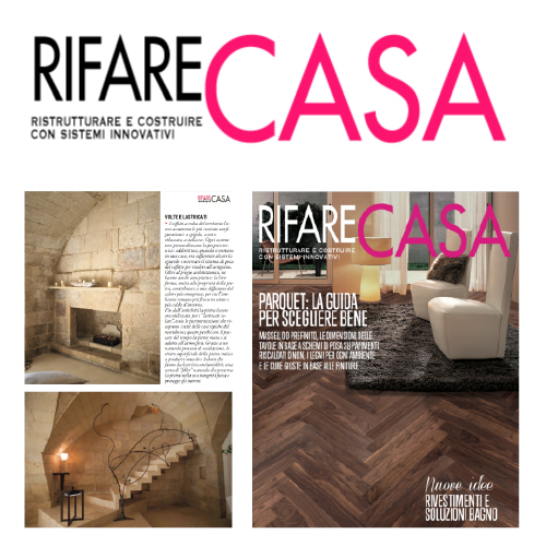 RIFARE CASA | Maggio 2018