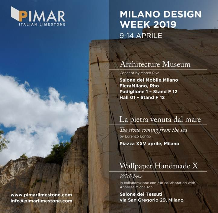 Press Kit - PIMAR SALONE 2019