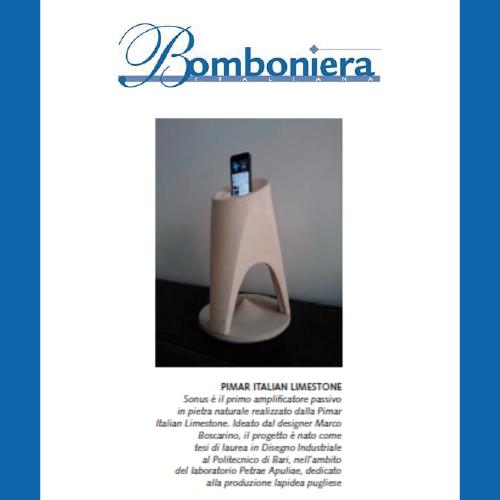 BOMBONIERA ITALIANA | Marzo 2018