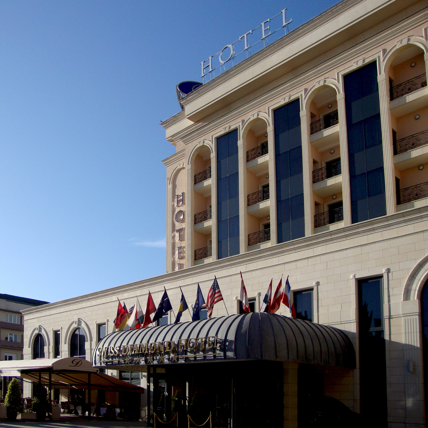 Hotel Pristina